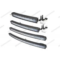 Cheap 4D Optic Lens 300w Curved LED Light Bar 52 Inch Car Roof Light Bar For Automotive for sale