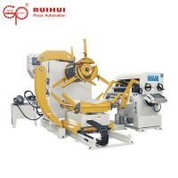 Cheap Space Saving Automatic Metal Sheet Straightening Machine For Press Machine for sale