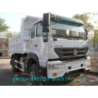 Cheap Promo 8 Ton 4X2 Heavy Duty Dump Truck for Transport , SINOTRUK SWZ Diesel Truck, Highly Cost Effective for sale
