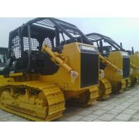 Cheap Shantui SD22F 220hp log bulldozer with winch for sale