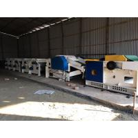 Cheap Hard Waste Recycling line, suitable for hard waste, soft waste, waste fabric, demin, rags, recycling and regenerating for sale