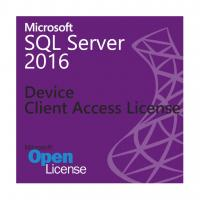 Cheap 2016 Open License SQL Server Open License 1 Device Client Access Disaster Recovery for sale