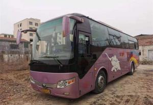 Cheap 47 Seats Used Yutong ZK6107 Bus Used Coach Bus 2013 Year 100km/H for sale