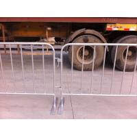 Cheap Hot Dipped Galvanized Crowd Control Barriers for Sale 1200mm x 2350mm OD 20 post Brisbane Crowd Control Fence for Sale for sale