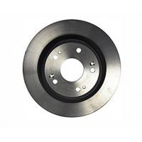 Cheap Silver And Black Steel Brake Discs For Honda ACCORD 2008 - 2013 OEM 45251 TA0 W00 for sale