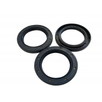 Cheap Mechanical Tractor Dust Proof Rubber 2.0g/Cm3 Nbr Oil Seal With Double Lip Rotary Shaft for sale