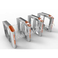 Buy cheap Ticket Checking Automatic Speed Gates System , Access Control Speed Gates In from wholesalers