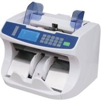 Cheap 1600 notes / min Mixed Denomination Money Banknotes Value Counter With Large LCD Display for sale