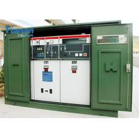 Buy cheap 24kV Outdoor Rmu Ring Main Unit Electrical Box / Power Distribution Box from wholesalers