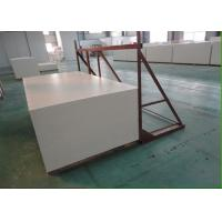 Quality External Durable Wpc Foam Board , High Hardness Lightweight Foam Board wholesale