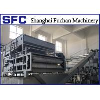 Cheap Integrated Sludge Dewatering Belt Filter Press Unit For Sewage Treatment Plant for sale