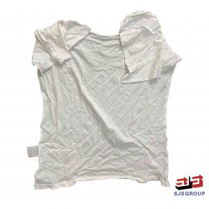 Cheap Oil Absorption T Shirt Wiping Industrial Cotton Rags for sale