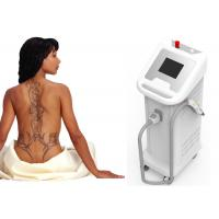 Cheap Clinic ND Yag laser tattoo removal device 1 - 1000mJ Energy Density ISO13485 proved for sale
