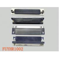 Buy cheap 62 Pin High Desity PBT PCB Female D-SUB Receptacle Connectors from wholesalers