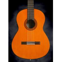 Cheap Yamaha CGX102 Steel String Acoustic Guitar Nylon String Classical for sale
