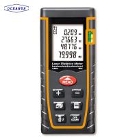 Cheap OC-T80 Laser distance meter with the working range of 80m distance for sale