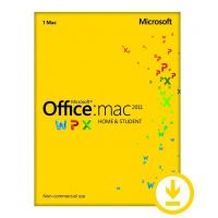 Cheap English Mac Microsoft Office Software , Power - Packed Home And Student 2011 Office 2016 Mac for sale