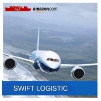 Cheap International Air Freight Forwarder Air Shipping Services To Usa Amazon Fba Warehouse for sale