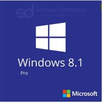 Cheap 1 Installation Microsoft Windows 8.1 Pro License French 1 Gigahertz Processor for sale