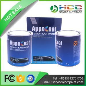 Car paint Color- 1K Pearl basecoat Appocoat