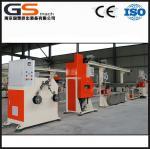 Cheap Orange color Plastic filament extruder machine for 50 kg/h 3D printer ABS PLA for sale