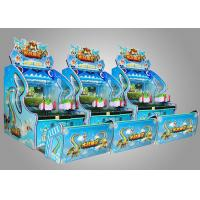 Cheap Canival Coin Operated 2 Player Arcade Shooting Machine For Children Park for sale