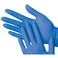 Cheap Powdered latex exam gloves for sale