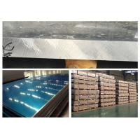 Cheap Polished Anodized Aluminum Sheet For Building Industry , Alloy 1100 Aluminum Sheet Metal for sale
