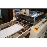 Mutiblades PCB Separator Machine , Led Light Bar Aluminium Board Cutting Machine