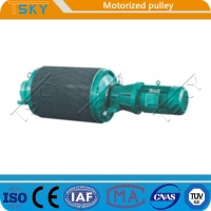 Cheap Steel Rubber Motorized Head Drive JIS Conveyor Drum Pulley for sale