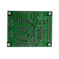 Cheap FR4 Quick Turn 2 Layer PCB HASL Lead Free For Consumer Electronics for sale