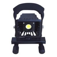 Cheap Portable Rechargeable High Power Led Flood Lights 5w 10w 4.4AHLithium Battery for sale