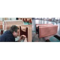 Cheap High Strength Copper Pipes And Tubes For CCM High Thermal - Conductivity Optional Mould for sale