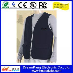 Cheap Battery Powered Heated Nylon jacket 7.4V for sale
