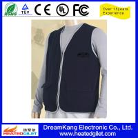 Cheap High Technical heated vest for winter for sale