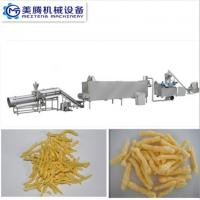 Cheap best selling automatic stainless steel cheetos/kurkure  Snacks Machine/production line for sale