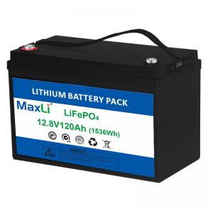 Cheap 32700 12 Volt 120Ah Rechargeable Marine Battery for sale