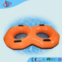 Cheap Inflatable Double Water Tube , Infltable Water Parks , best water park for sale