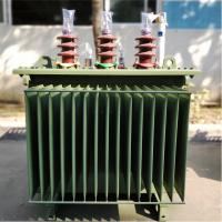 Buy cheap 315kVA 10 KV Oil Cooled Power Transformer , Liquid Filled Transformer from wholesalers