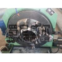 China Industrial Pipe Prefabrication Line Cutting Beveling Integrating Machine on sale