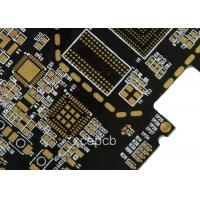 Cheap 10 Layer Multilayer PCB Fabrication Printed Circuit Board Material with BGA for sale