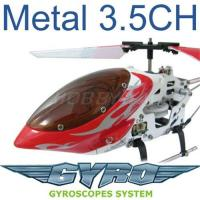 Cheap Newest Toy Helicopter - 3.5 Channel Metal Mini RC Helicopter Toy for sale