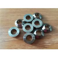 China Processing Machined Metal Parts Steel Forging CNC Metal Parts For Industry on sale