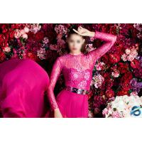 Buy cheap Photography Background Artificial Flower Wall Covering / Imitation Red Roses from wholesalers