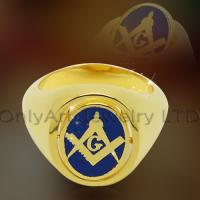 China 2012 the most popular masonic ring on sale