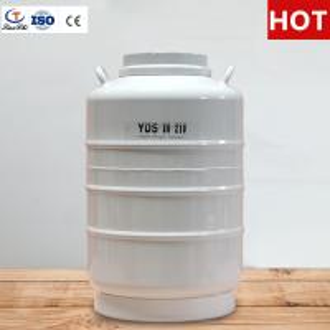 Cheap Tianchi Liquid nitrogen biological container 30L210mm Liquid nitrogen tank YDS-30-210 Cryogenic vessel 30L for sale