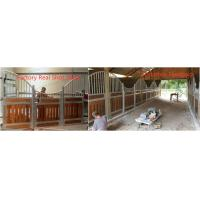 Cheap Posh Prefabricated Steel Structure Prefab Pre Built Horse Stall Stable for sale