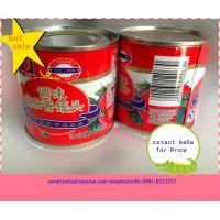 Cheap health food manufacture tomato paste 1000g best price with drum packing/Wooden bins/Tin Packing for sale