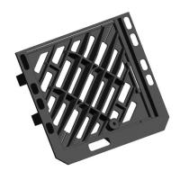 Buy cheap Cast Iron Gully Grate STEADY POWER from wholesalers