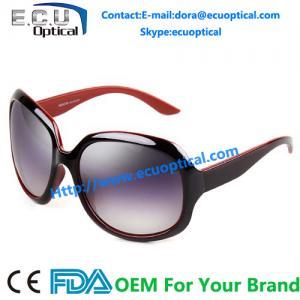 China Fashion girls fancy steel famous italian brand name sunglasses on sale